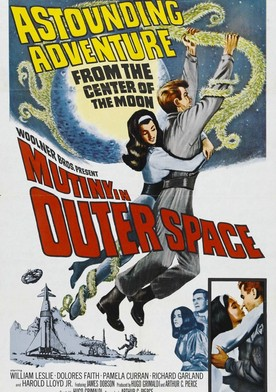 Watch Mutiny in Outer Space Online