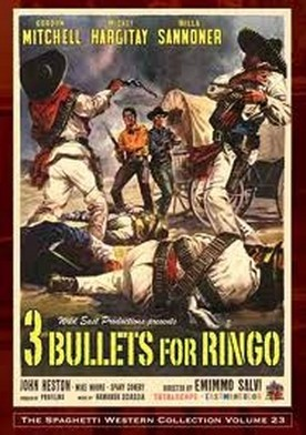 Watch Three Bullets for Ringo Online