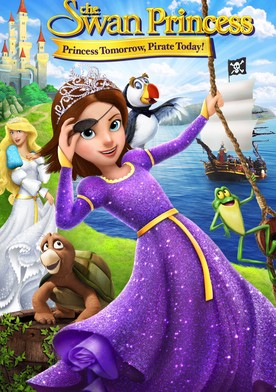 Watch The Swan Princess: Princess Tomorrow, Pirate Today! Online