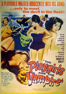 Watch The Playgirls and the Vampire Online