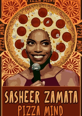 Watch Sasheer Zamata: Pizza Mind Online