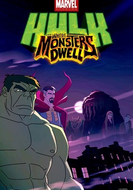 Watch Hulk: Where Monsters Dwell Online