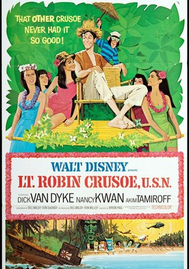 Watch Lt. Robin Crusoe U.S.N. Online