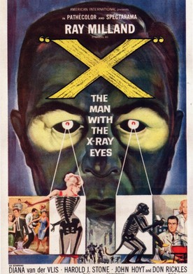 Watch X: The Man with the X-Ray Eyes Online