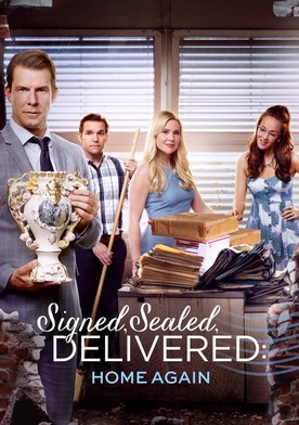 Watch Signed, Sealed, Delivered: Home Again Online