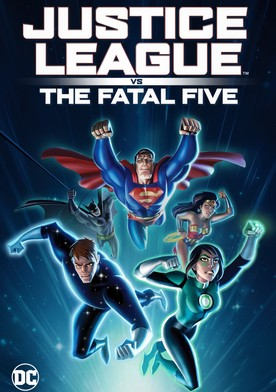 Watch Justice League vs. the Fatal Five Online