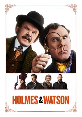 Watch Holmes & Watson Online