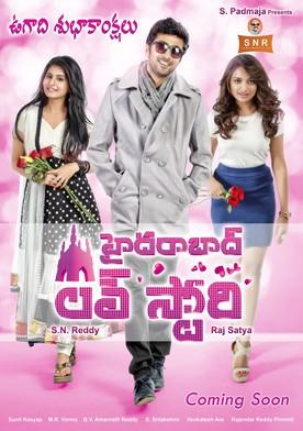 Watch Hyderabad Love Story Online