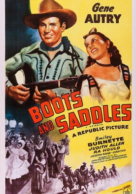 Watch Boots and Saddles Online