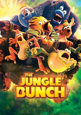 Watch The Jungle Bunch Online