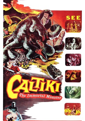 Watch Caltiki, the Immortal Monster Online