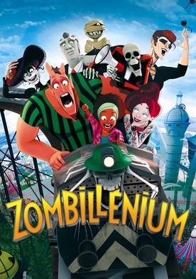 Watch Zombillénium Online