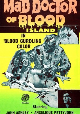 Watch Mad Doctor of Blood Island Online