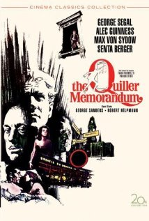 Watch The Quiller Memorandum Online