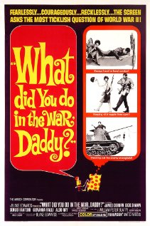 Watch What Did You Do in the War, Daddy? Online