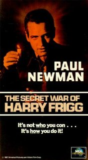 Watch The Secret War of Harry Frigg Online