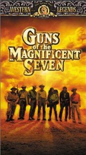 Watch Guns of the Magnificent Seven Online