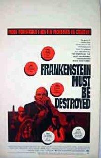 Watch Frankenstein Must Be Destroyed Online