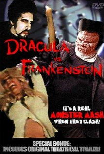 Watch Dracula vs. Frankenstein Online
