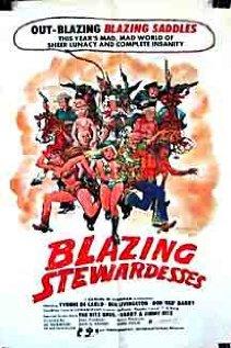 Watch Blazing Stewardesses Online