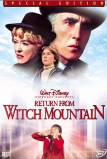 Watch Return from Witch Mountain Online