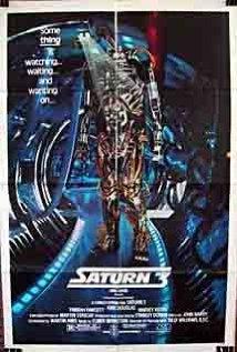 Watch Saturn 3 Online