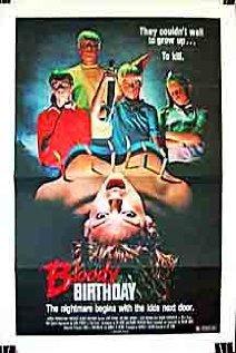 Watch Bloody Birthday Online