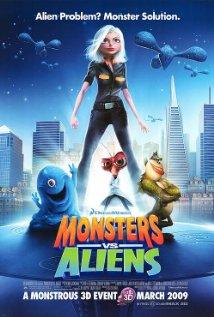 Watch Monsters vs. Aliens Online