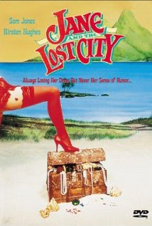 Watch Jane and the Lost City Online