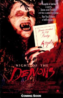 Watch Night of the Demons Online