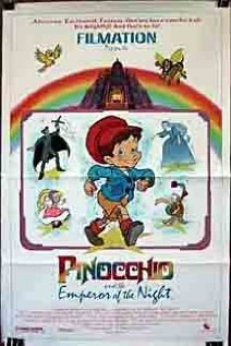 Watch Pinocchio and the Emperor of the Night Online