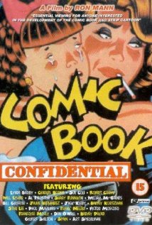 Watch Comic Book Confidential Online
