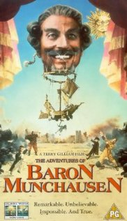 Watch The Adventures of Baron Munchausen Online