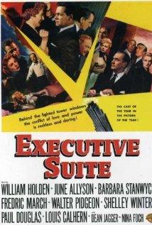 Watch Executive Suite Online