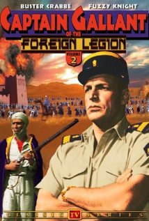 Watch Captain Gallant of the Foreign Legion