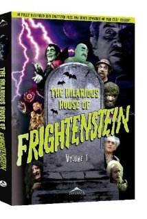 Watch The Hilarious House of Frightenstein