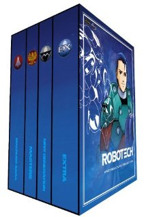 Watch Robotech