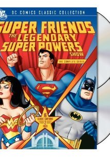 Watch SuperFriends: The Legendary Super Powers Show