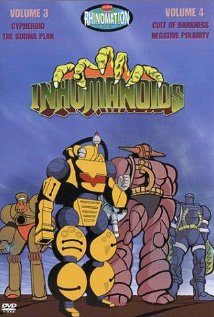 Watch Inhumanoids
