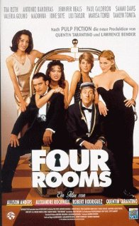 Watch Four Rooms Online
