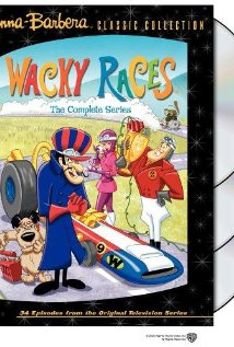 Watch Wacky Races