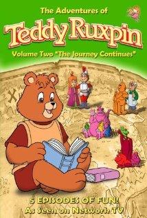 Watch The Adventures of Teddy Ruxpin Online