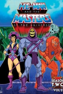 Watch He-Man and the Masters of the Universe