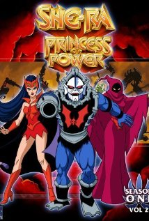 Watch She-Ra: Princess of Power