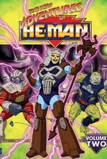 Watch The New Adventures of He-Man