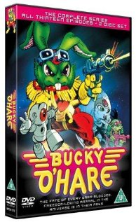 Watch Bucky O'Hare and the Toad Wars