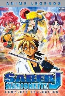 Watch Saber Marionette J