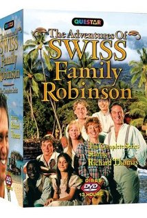 Watch The Adventures of Swiss Family Robinson