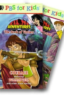 Pbs kids adventures from the book of virtues