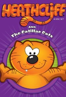 Watch Heathcliff and the Catillac Cats